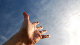 Reach Out to God